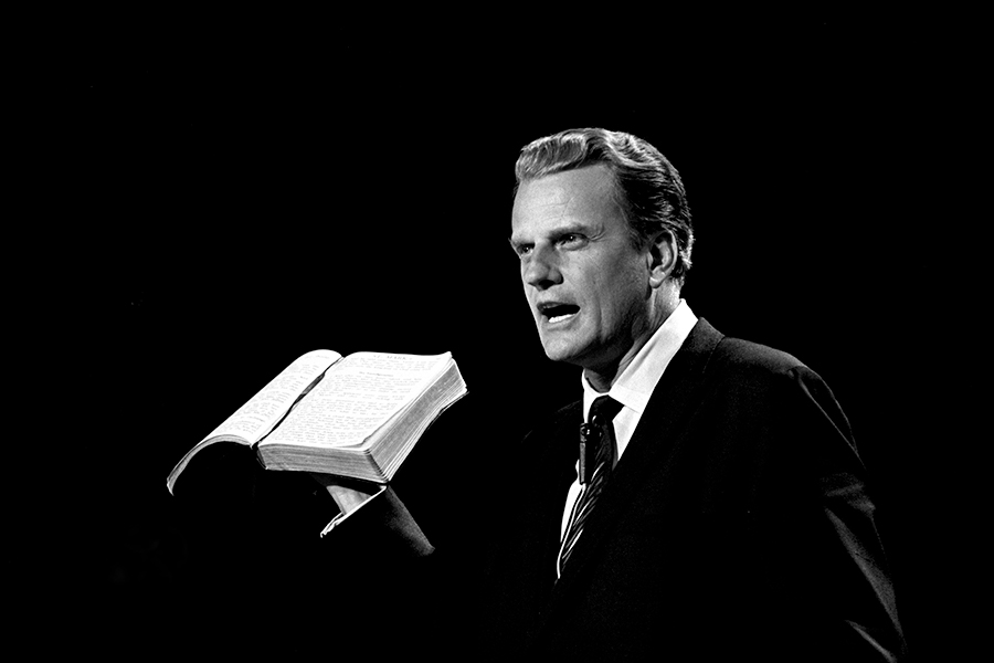 The Message - Billy Graham Memorial